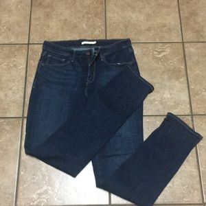 Levi's skinny jeggings sz 29 worn once!